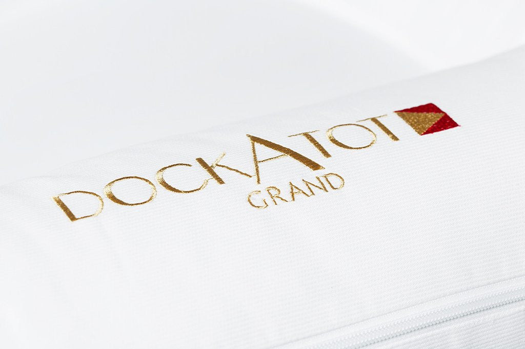 DOCKATOT GRAND DOCK - PRISTINE WHITE GRAND (large)