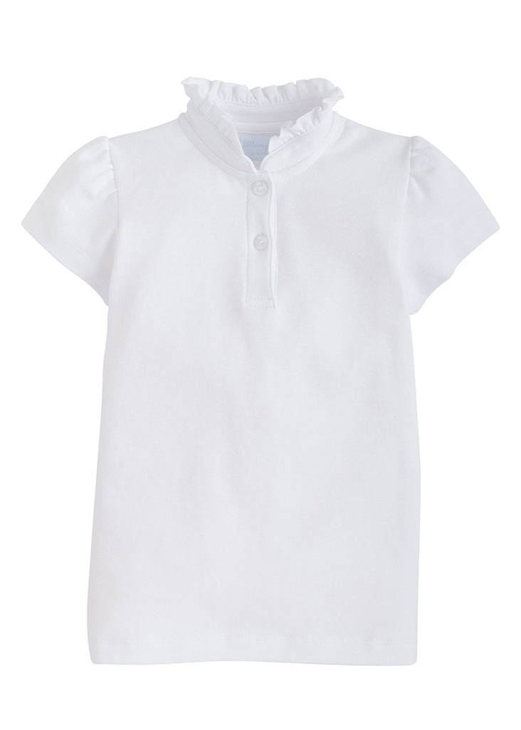 Hastings Polo-White