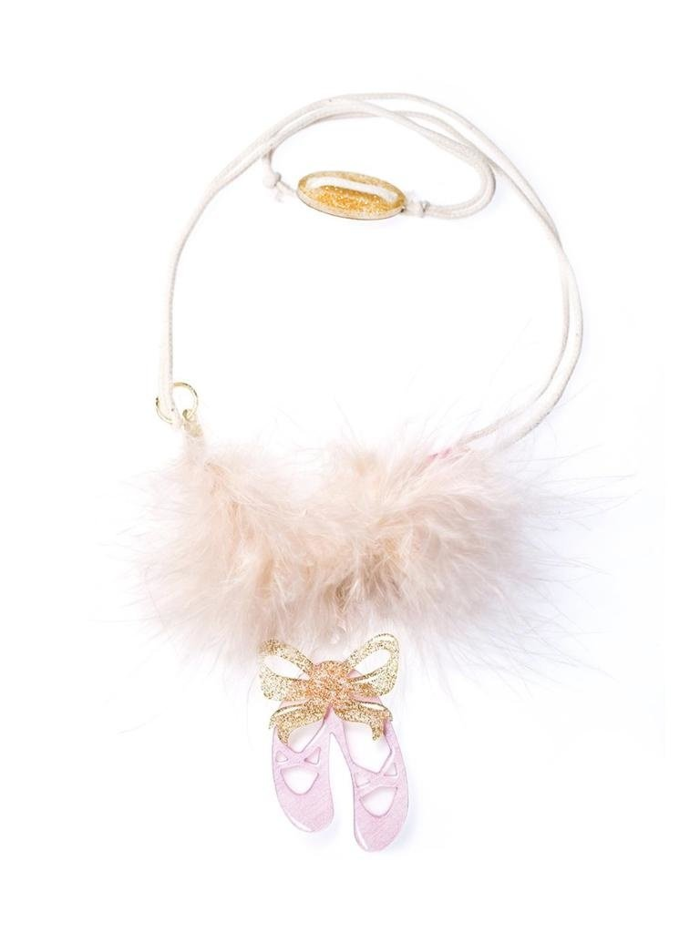 Ballet Slippers Necklace