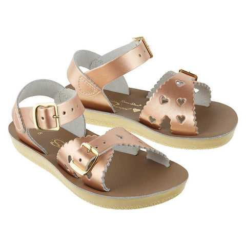 Sweetheart saltwater sandals style 1421