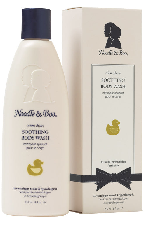 Soothing Body Wash for mild, moisturizing bath care