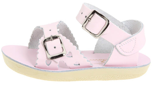 Salt Water Sandals Sweetheart pink style 1408