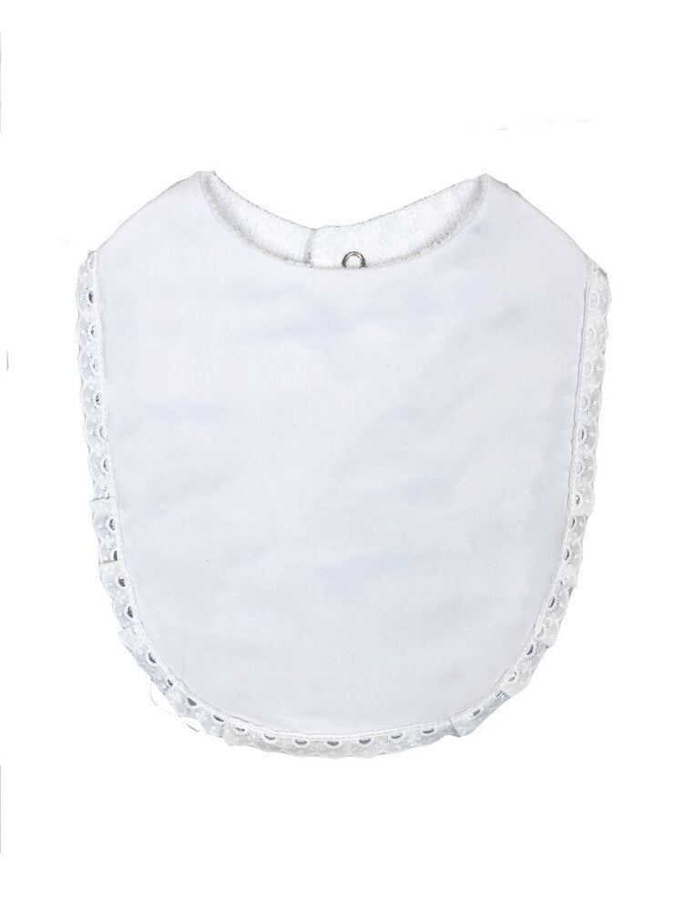 Heirloom Bib