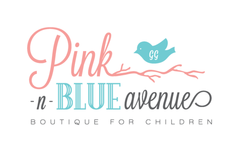 """Pink and Blue Avenue"" Boutique for children"