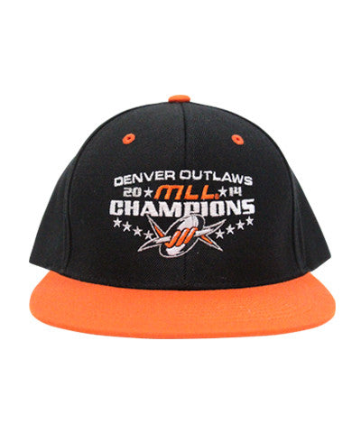 2014 Outlaws Championship Cap