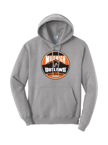 Denver Outlaws Hoodie (Pre-Sale)