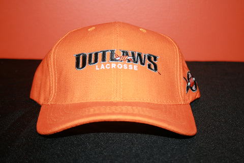 Outlaws Orange Cap