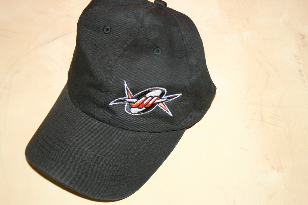 Outlaws Black Adjustable Hat