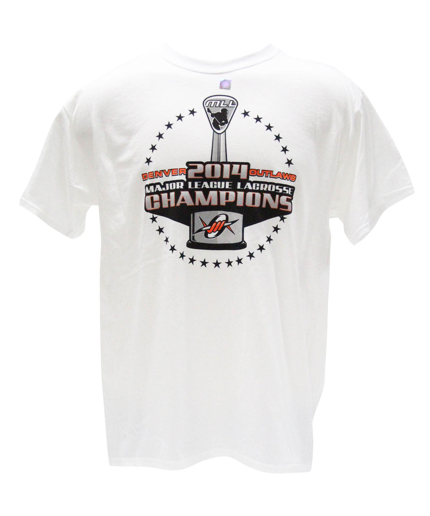 2014 Outlaws MLL Championship Shirt