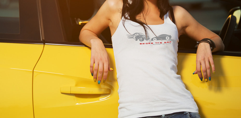 Bridging the Gap Automotive Meet Tank Top