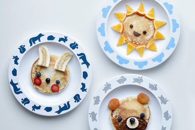 Quick and cute pancake recipe for kids