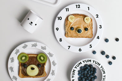 4 ways to make toddler toast