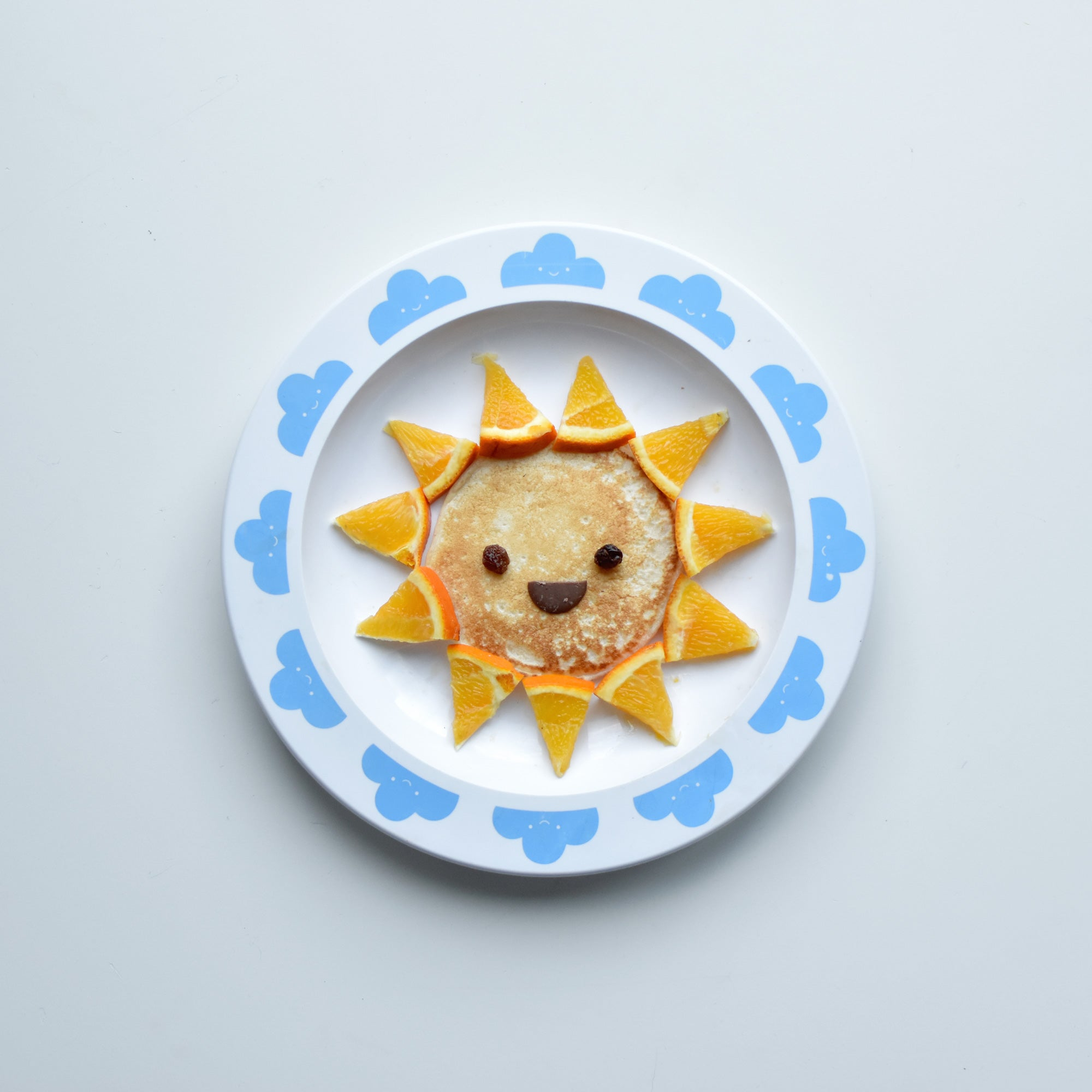 buddy and bear cute pancake ideas
