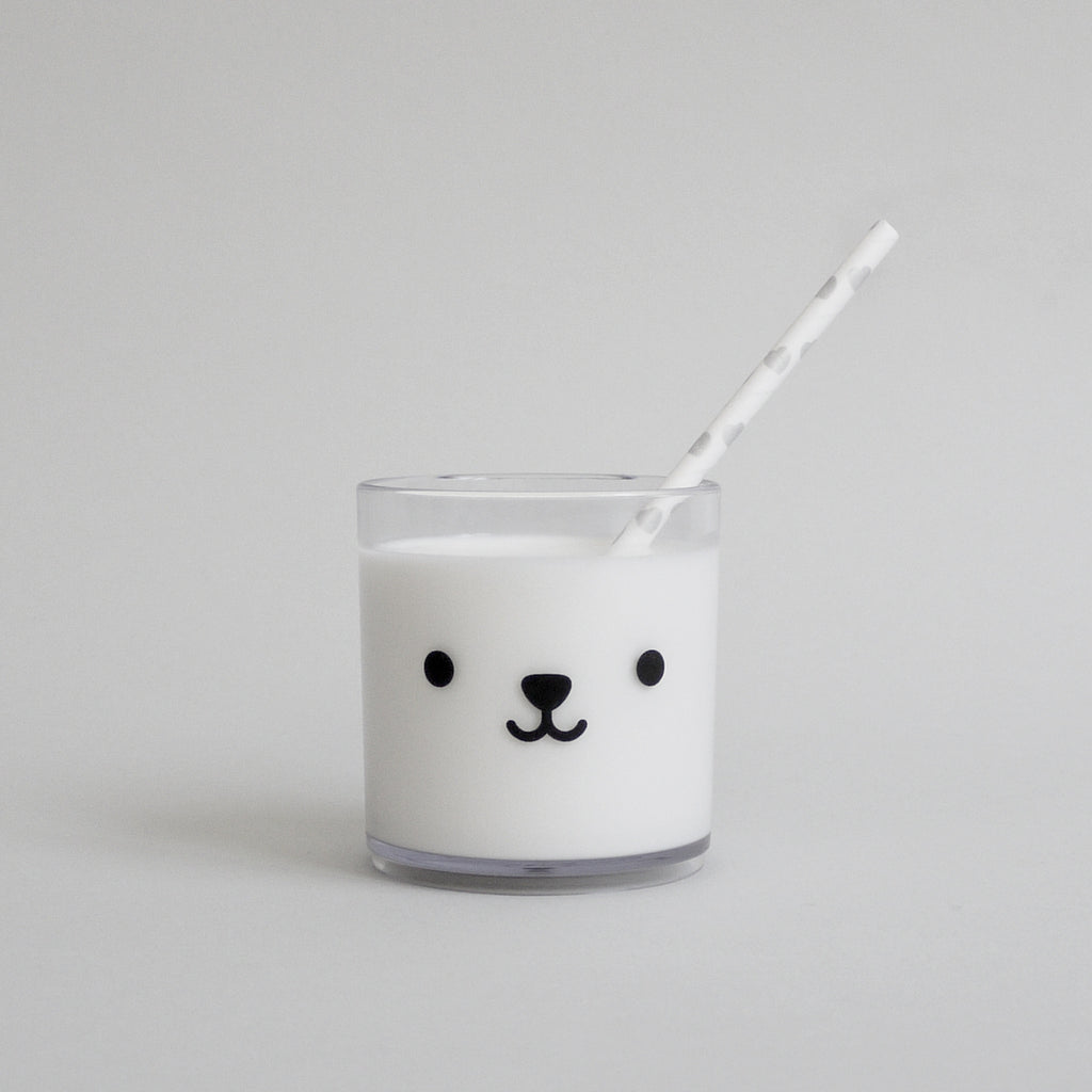 Cute Buddy and Bear Bear Tumbler Plastic Cup