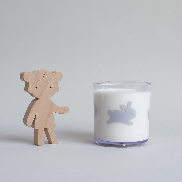 Cute Buddy and Bear Hoppy Bunny Tumbler