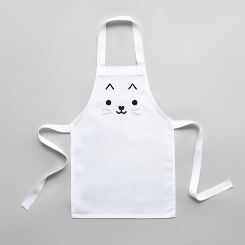 Cat – Toddler Apron