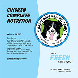 Chicken Complete Nutrition Blend