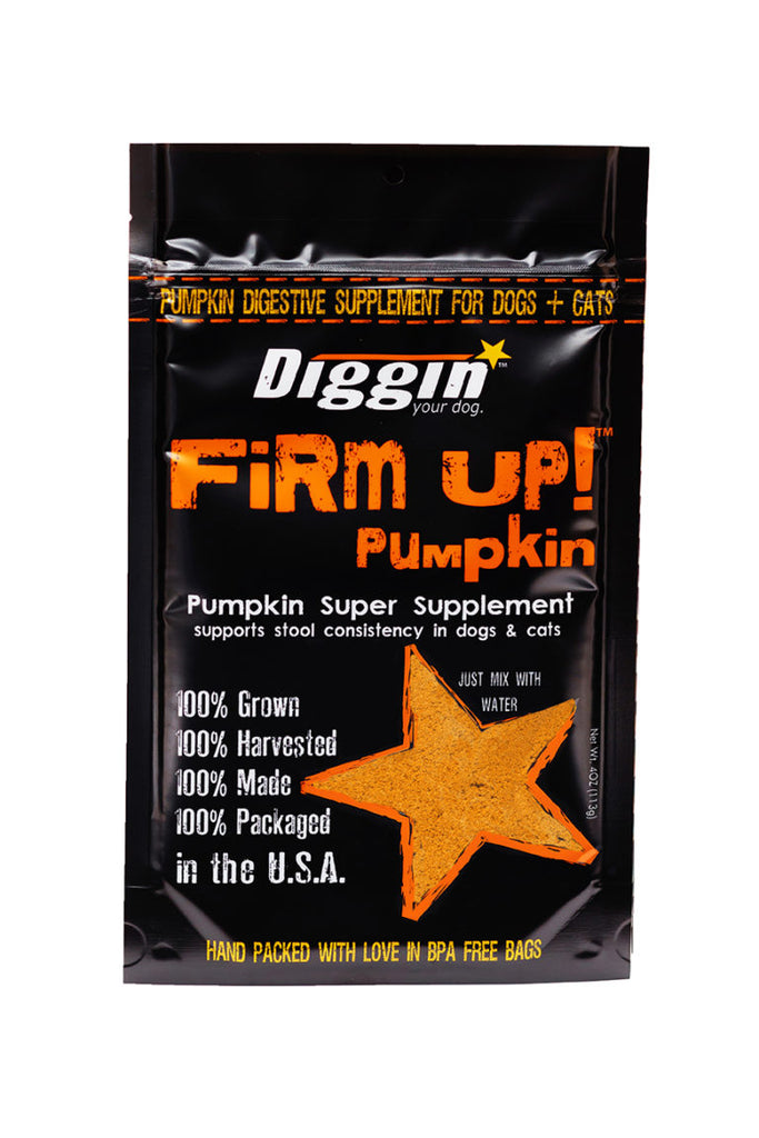 Firm Up! Pumpkin Supplement
