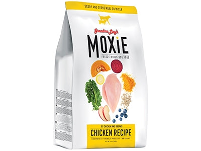 Moxie Freeze-Dried Dog Food