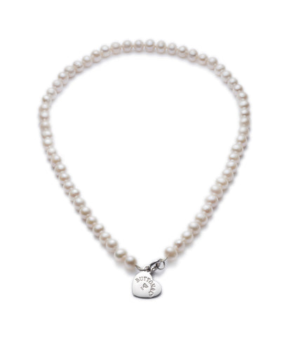 Love Letter Pearl Necklace