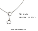 Fifty Shades of Grey Necklace