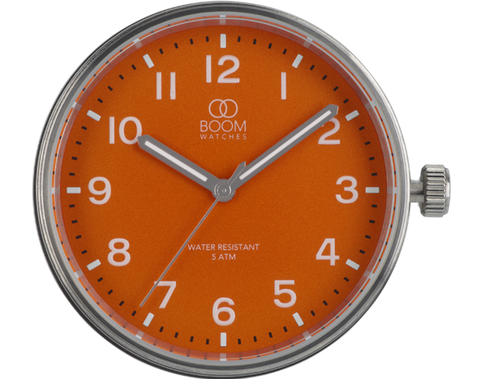 BOOM watch insert Brinna Orange