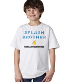 """SPLASH BROTHER FROM ANOTHER MOTHER"" Youth Ultra Cotton™ T-Shirt"
