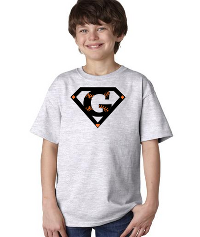 """SuperFan"" Youth Ultra Cotton™ T-Shirt (Double-Sided Print)"