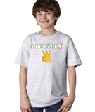 """3 DICULOUS"" Youth Ultra Cotton™ T-Shirt"
