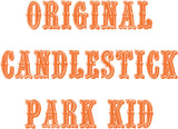 """ORIGINAL CANDLESTICK PARK KID"" 15 oz. Ceramic Mug"