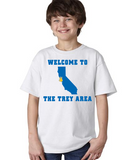 """WELCOME TO THE TREY AREA"" Youth Ultra Cotton™ T-Shirt"