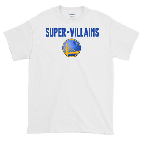 Super Villains Mens' Short Sleeve T-Shirt