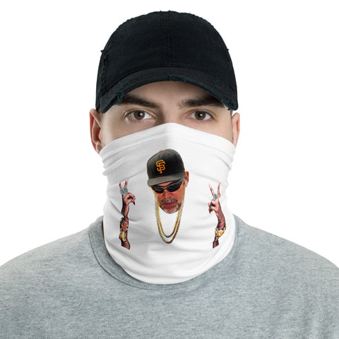 """Gangsta Bochy"" Neck Gaiter"