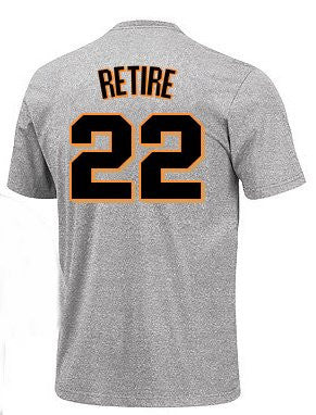 """RETIRE 22"" Mens' Ultra Cotton™ T-Shirt"