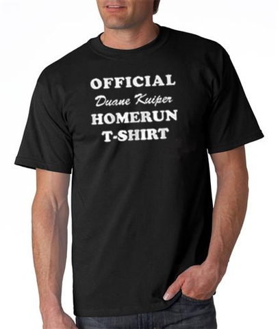 """Official Duane Kuiper Home Run T-Shirt"" Mens' Ultra Cotton™ T-Shirt"