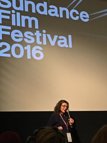 Rebecca Miller, writer/director of Maggie's Plan