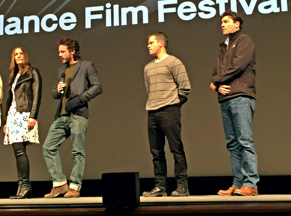Casey Affleck talks Manchester by the Sea with Matt Damon and Kyle Chandler