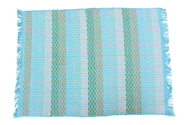 Alegria Placemats, Turquoise