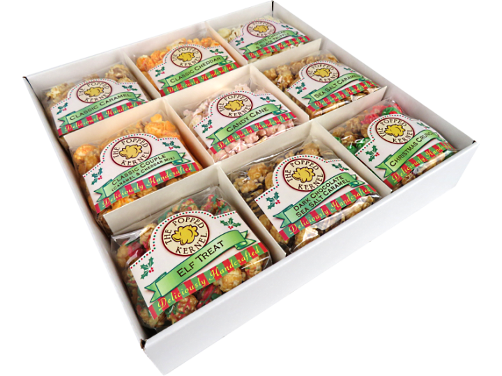 Christmas Cravings Sampler Gift Box