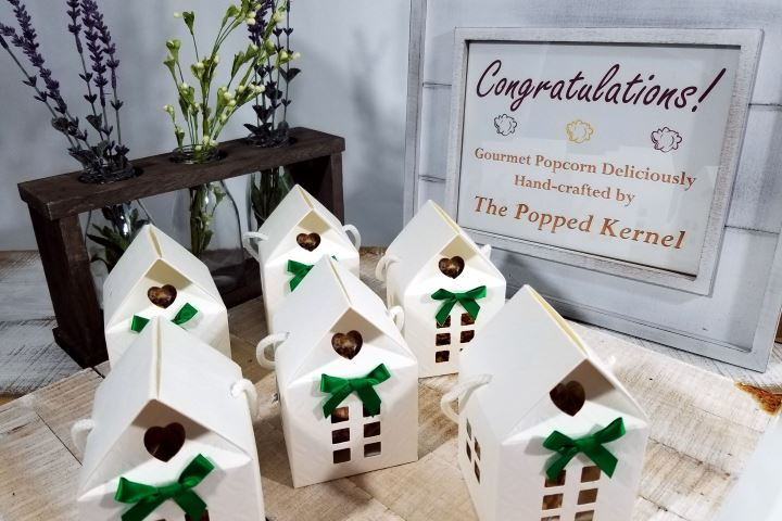 House Favor Boxes