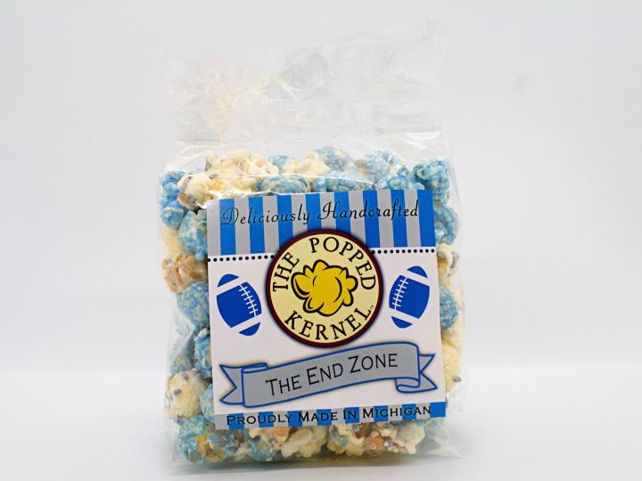 Detroit Lions Team Colors Popcorn