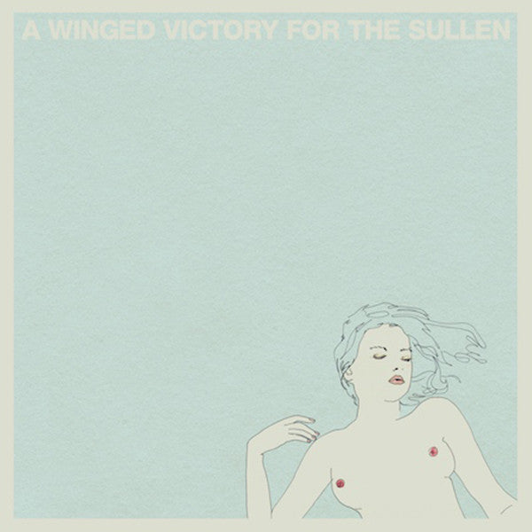 Winged Victory For Sullen Erased Tapes LP