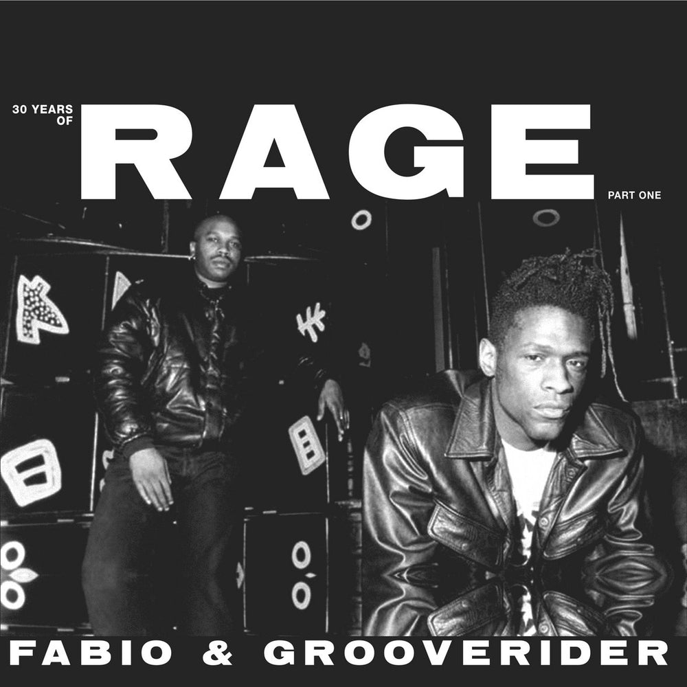 Rage Part One Fabio Groverider
