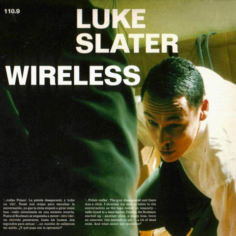 LUKE SLATER : WIRELESS  [ Nova Mute ]