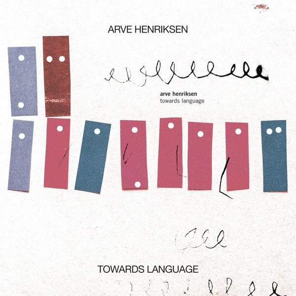Arve Henriksen Towards Language Rune Grammofon