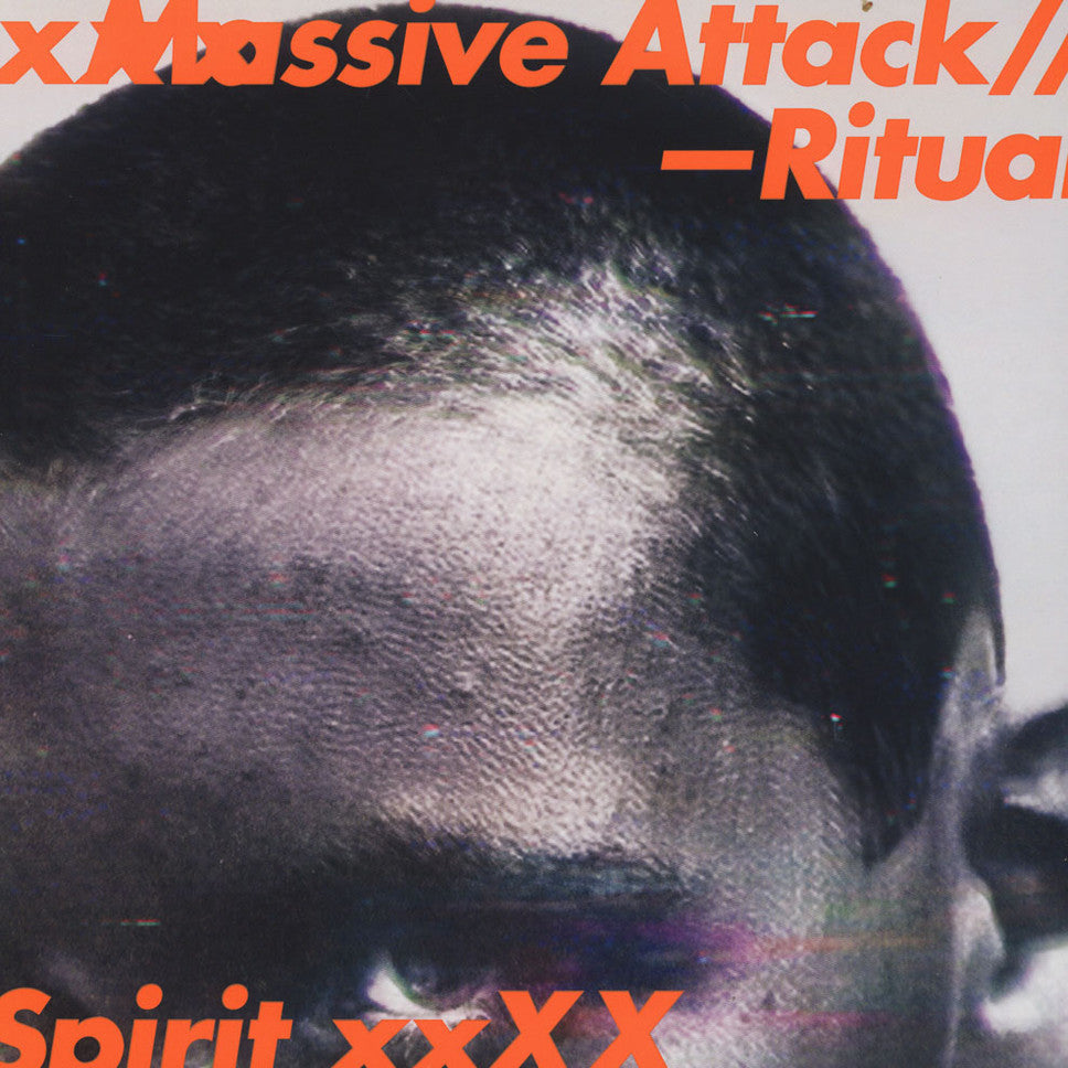 Massive Attack Ritual Spirit Limited Grey Vinyl