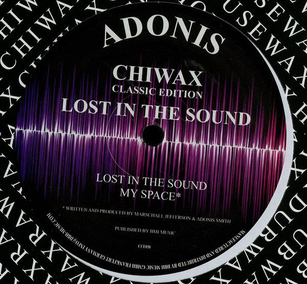 Adonis Lost In The Sound Chiwax