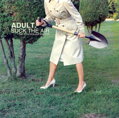 ADULT : THE CONTROLLED EDITION [ Ersatz Audio ]