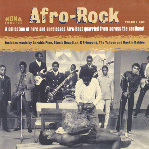 AFRO ROCK VOL. 1 : VARIOUS ARTISTS [ Strut ]