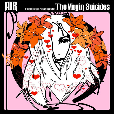 AIR : THE VIRGIN SUICIDES [ Parlophone ]